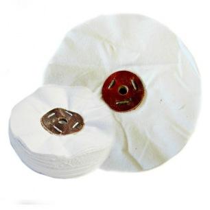 Disque à polir microfibres