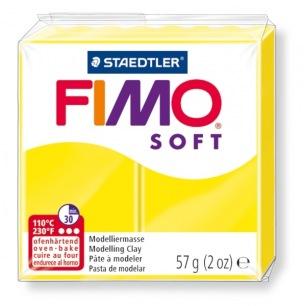 Fimo Soft 57 g citron