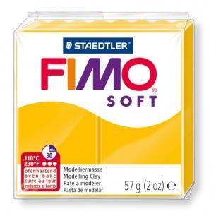 Fimo Soft 57 g jaune or