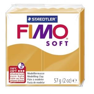 Fimo Soft 57 g orange clair