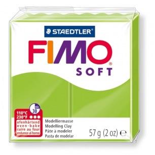 Fimo Soft 57 g vert pomme