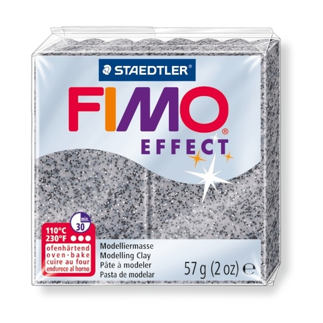 Fimo Effect 56 g pierre granit