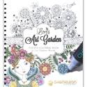 Livre de coloriage Lori's Art Garden Chameleon