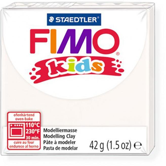 Fimo KIDS Blanc