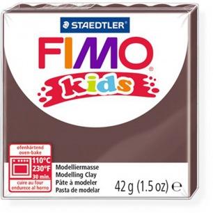 Fimo KIDS Brun