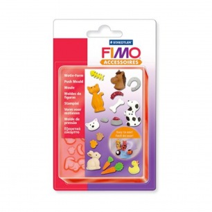 Moule FIMO animal