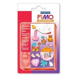 Moule FIMO bébé