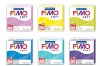 Pâtes à modeler Fimo Soft